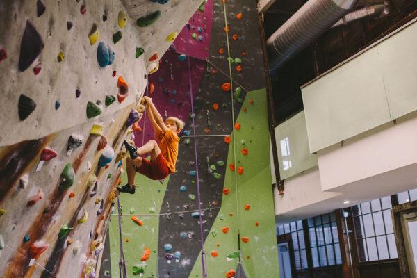 Climbing Team